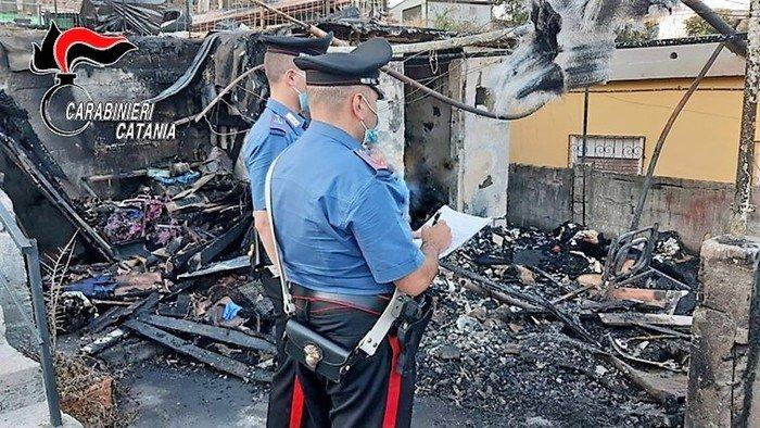 carabinieri ognina catania